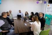فريق هاشتاق عربي يزور - BIG -ويسلّط الضوء على دعم اورانج للريادة -فيديو-