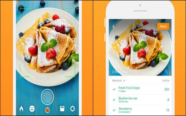 التقط صورة لطعامك واعرف السعرات الحرارية فوراً