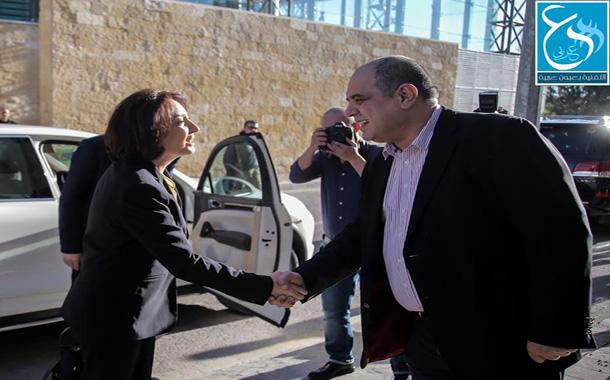 منصة زين للإبداع تقيم جلسة نقاشية مع الأميرة ريم علي (صور)