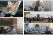 أورانج الأردن تدعم اليوم الطبي المجاني في منطقة الملاحة والطوال