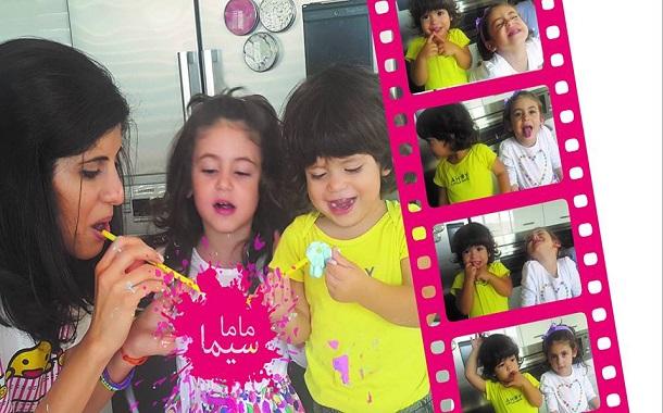 ''ماما سيما'' الأردنية على ''يوتيوب'' تحصد مليون مشاهدة