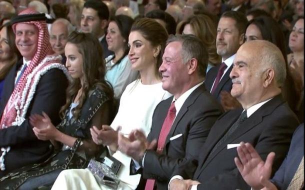 الملك يشرف الإحتفال الوطني الكبير بالعيد الـ71 للإستقلال