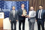 أكسيلا تفتتح أول مركز لها في الأردن لتقديم خدمات إلكترونية