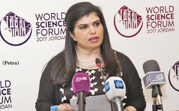 الأميرة سمية: نريد للعالم أن يعي ارتباطنا بالبحوث العلمية والفكر