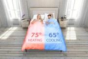 لحاف ذكي يسهر على راحتك ويضبط الحرارة