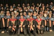 تخريج الفوج الخامس من أكاديمية الامير الحسين للحماية المدنية