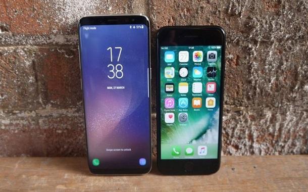 سامسونج الأولى عالميًا في مبيعات الهواتف خلال الربع الثاني