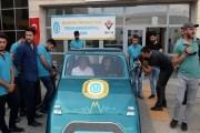 طلاب أتراك يطورون سيارة تقطع 130 كيلومترًا بأقل من نصف دولار