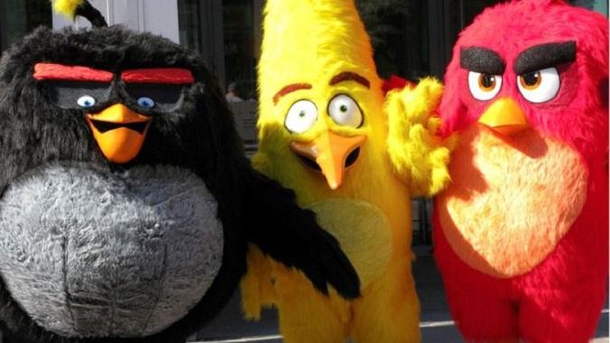 الشركة المطورة للعبة الطيور الغاضبة تستعد لطرح أسهمها في البورصة