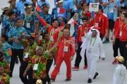 17 ميدالية ملونة حصيلة الأردن في ختام دورة عشق آباد