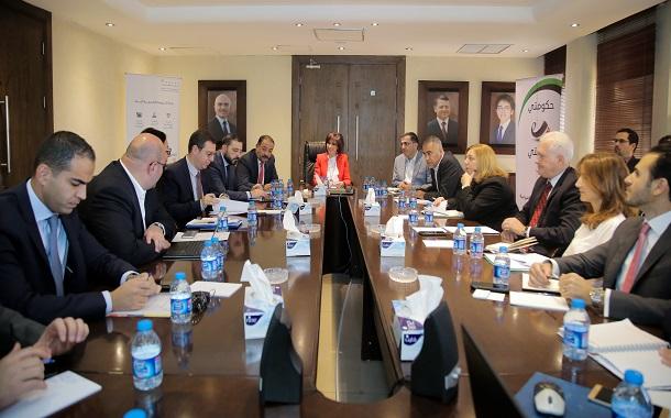 اللجنة التوجيهية لمبادرة الانترنت للجميع تناقش عددا من البرامج