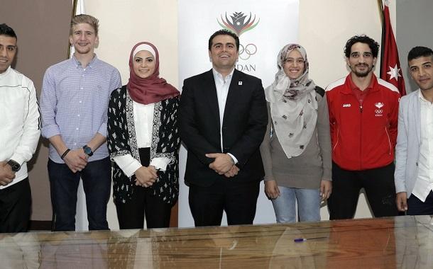 ثمانية لاعبين يستفيدون من منحة برنامج التضامن الأولمبي