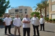فندق ومنتجع هيلتون البحر الميت يستضيف أشهر الطهاة العالميين