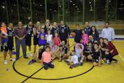 اختتام بطولة كرة السلّة للاعبين القُدامىOld Timers