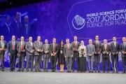 الملك فخور باستضافة الأردن للمنتدى العالمي للعلوم