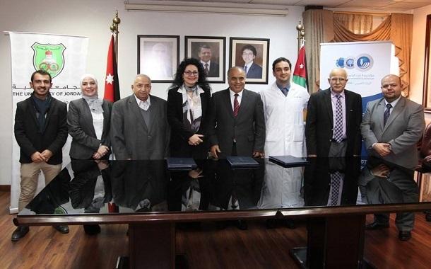 شومان والأردنية توقعان إتفاقيتين لدعم البحث العلمي