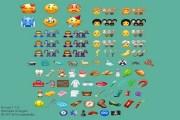 يونيكود تعتمد حزمة الرموز التعبيرية الجديدة Emoji 11.0 لجميع المنصات