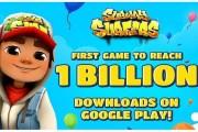 أول لعبة تكسر حاجز المليار مرة تحميل على متجر جوجل بلاي