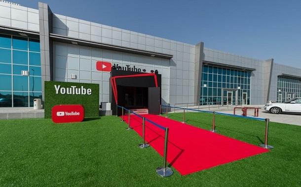 """""""يوتيوب"""" يُطلق إستوديوهات خاصة لمُنتجي المُحتوى من المنطقة"""