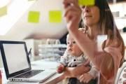 زيادة هائلة في أعداد الأمهات العاملات في بريطانيا