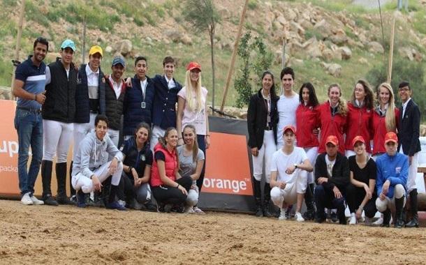 أورانج الأردن راعي الاتصالات الحصري لفعاليات بطولة الصداقة الدولية للفروسية