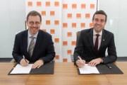 شراكة استراتيجية بينأورانجالأردن والمجلس النرويجي للاجئين