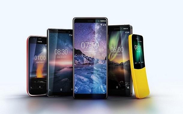 هواتف نوكيا الذكية الجديدة متوافرة في الأردن
