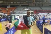 الشنيك يظفر ببرونزية بطولة الكاميرون الدولية للريشة الطائرة