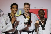 حصاد أردني للميداليات في بطولة التايكواندو