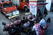 كرواتيا ....... نداء الواجب أهم من ضربة جزاء في كأس العالم - فيديو