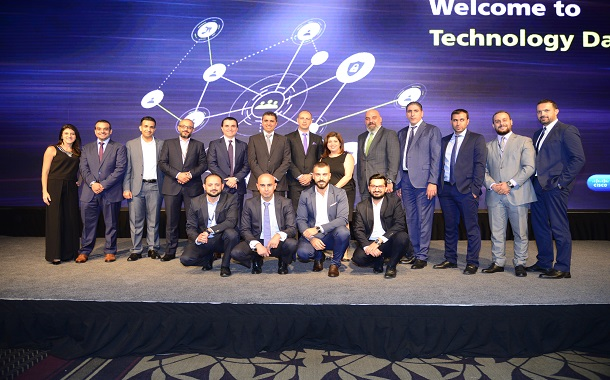 شركة أمنية تنظم يوم تكنولوجي بالتعاون مع شركة سيسكو العالمية