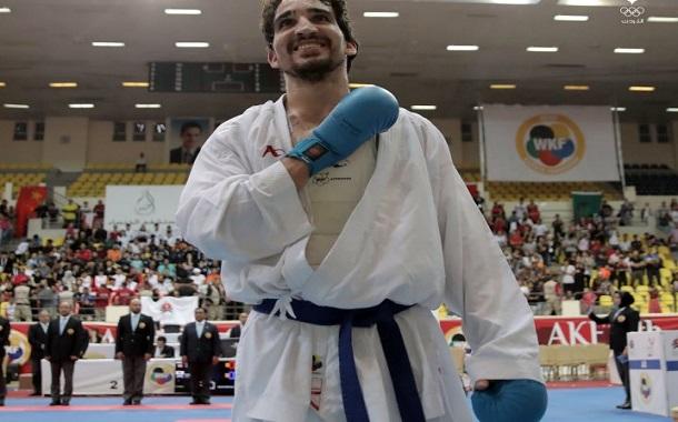 أبطال المنتخب الوطني للكراتيه يحصدون ذهبيتين وفضية في بطولة آسيا للكبار (الأردن ٢٠١٨)
