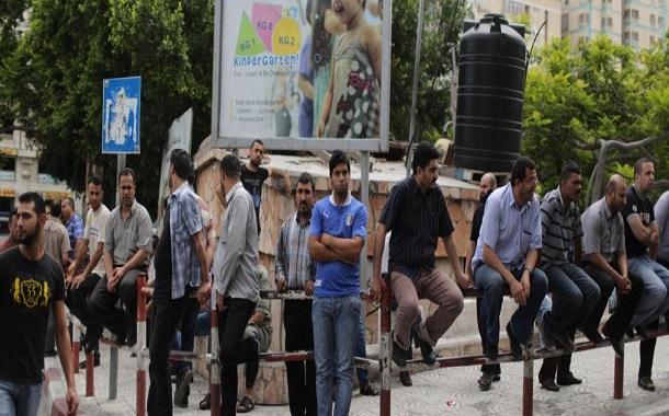 ارتفاع نسبة البطالة في فلسطين إلى 41% في 2017