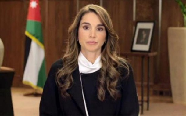 الملكة: استشهدوا وفي قلوبهم حب الأردن