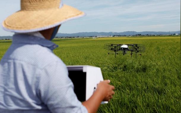في اليابان.. طائرات مسيرة تقدم يد العون للمزارعين كبار السن