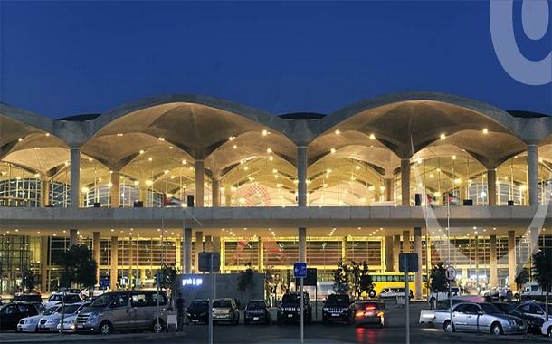 مطار الملكة علياء الدولي يستقبل حوالي 4 ملايين مسافر في النصف الأول