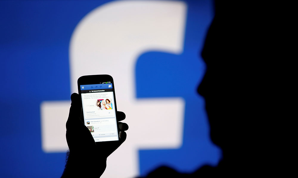 فيسبوك يُصبح متصفح رئيسي في الولايات المتحدة