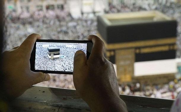 موسم حج 'ذكي' يستقطب أكثر من مليوني مسلم من أصقاع الأرض