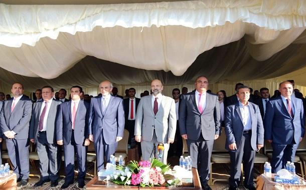 الرزاز : اسطول النقل في العاصمة عمان سيتعزز بالباص السريع مطلع عام 2021