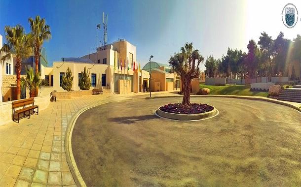 تخريج الفوج الرّابع والعشرين لطلبة جامعة الأميرة سمية
