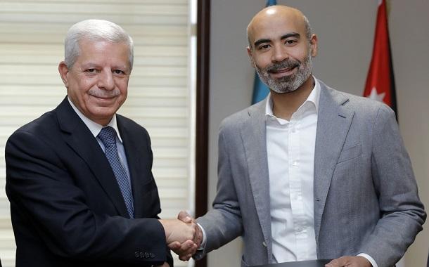 توقيع اتفاقية تعاون بين شركة زين ونقابة المحامين الأردنيين