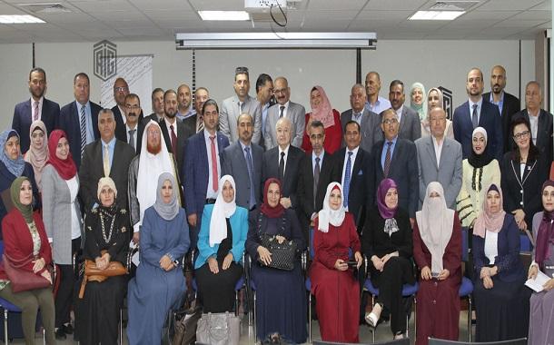 أبوغزاله يفتتح المؤتمر العلمي الأول لرابطة حملة الدكتوراة الأردنيين