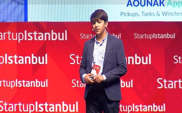 ''عونك'': تطبيق لطالب أردني عمره 15 عاما يتفوق في مسابقة عالمية