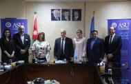 اتفاقية بين جامعة العلوم التطبيقية الخاصة ومعهد اليوبيل لرعاية مشاريع متميزة