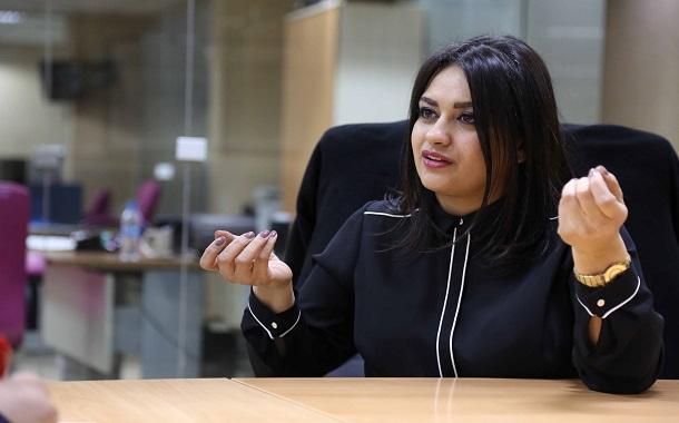 الريادية رموز صادق تمثل الأردن في قمة الفرص الاقتصادية الشبابية في واشنطن