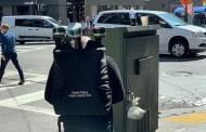 أبل تجمع معلومات للشوارع بواسطة حقائب ظهر مزودة بكاميرات ومجسات