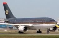 الملكية تفوز بجائزة أفضل شركة طيران إقليمي لفئة الأربع نجوم