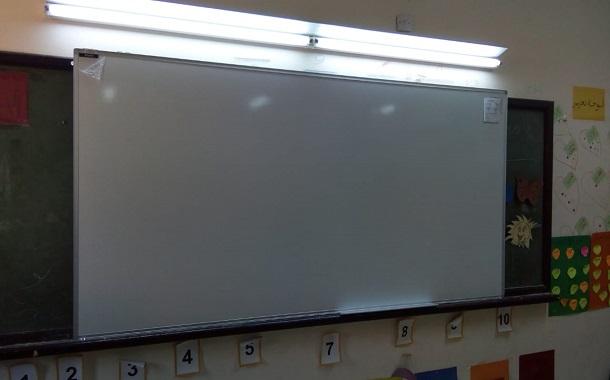 زين تُنهي المرحلة الثالثة من تركيب الألواح التفاعلية والألواح البيضاء في عدد من المدارس الحكومية