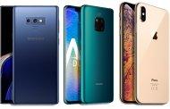 Mate20 Pro وiPhone Xs Max  وSamsung Note9 المقارنة والحُكُم