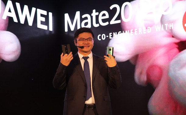 Huawei الأردن تحتفل بوصول السلسلة الثورية Mate 20